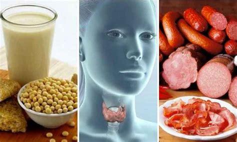Alimentos diarios que dañan la tiroides – Veraz Informa