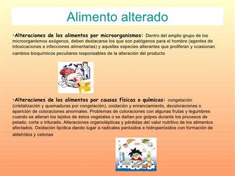 Alimentos Grupo 4 Bromatologia
