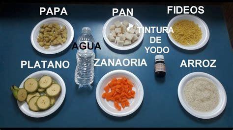 Alimentos Que Contienen Yodo Para La Tiroides Como ...