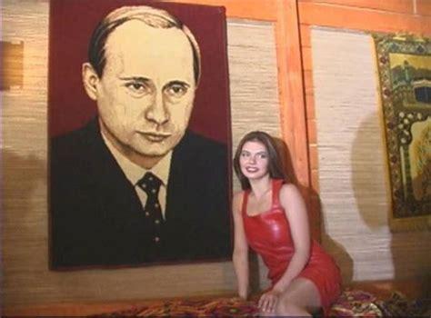 Alina Kabaeva, Vladimir Putin's Girlfriend  22 pics
