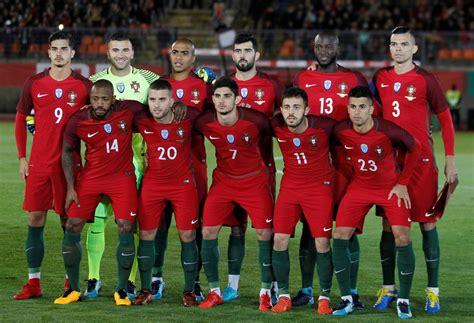 Alineación de Portugal en el Mundial 2018: lista y ...