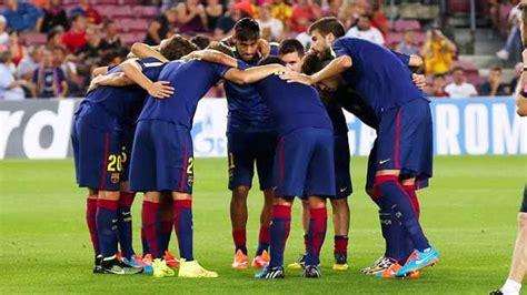 Alineaciones confirmadas para el partido FC Barcelona vs ...