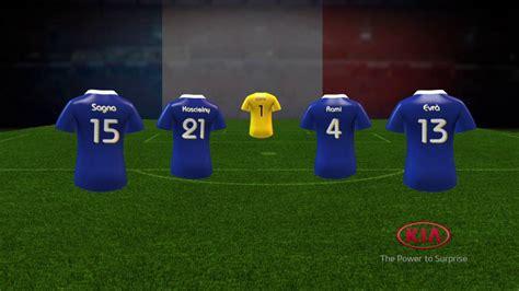 Alineaciones probable de Francia en la EURO 2016   YouTube