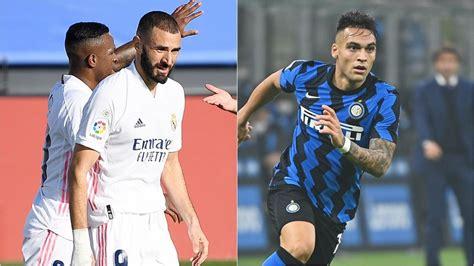 Alineaciones Real Madrid vs Inter de Milán: Champions ...