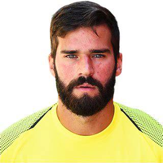 ALISSON BECKER   Liverpool   Futcards