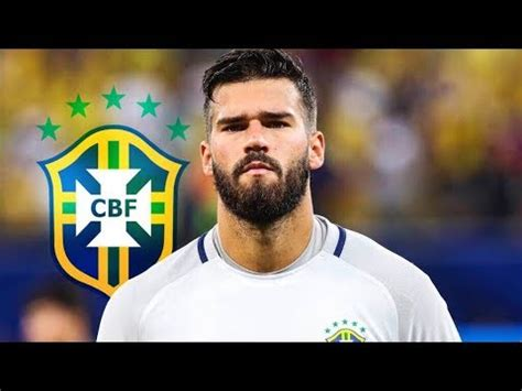 Alisson Becker Saves Compilation 2018 World Cup Qualifiers ...