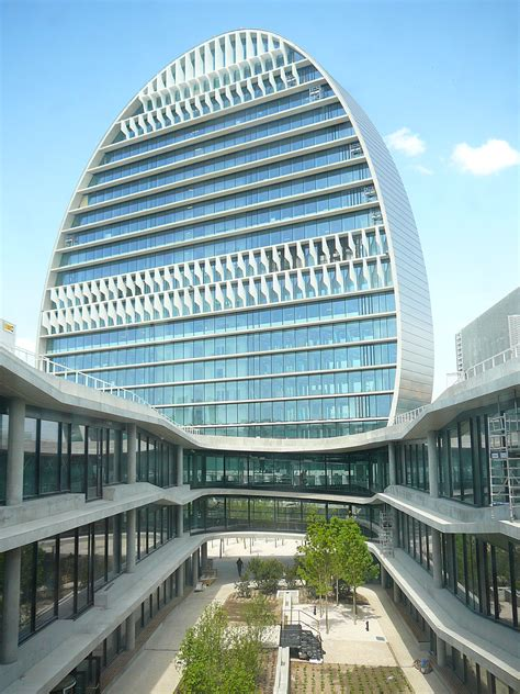 ALKIMYA | BBVA Madrid Headquarters