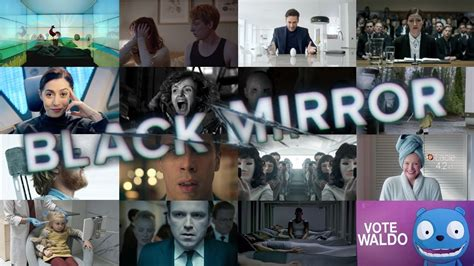 All 19 Black Mirror Episodes Ranked From Worst To Best ...