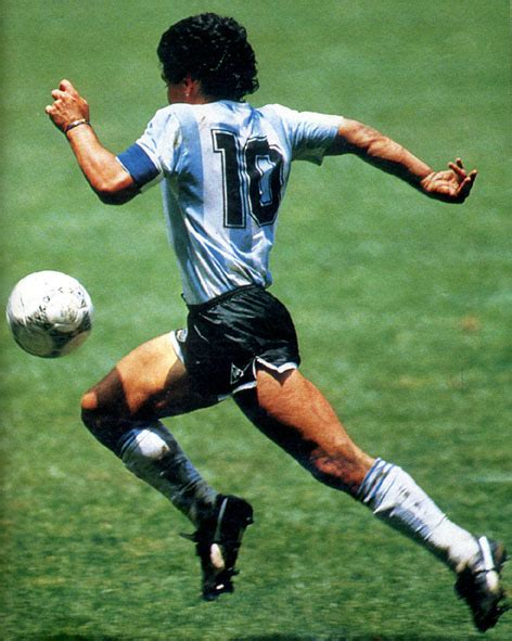 All About Sport 2012: Diego Maradona   The Legend of ...