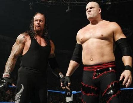 All About Sports: kane and undertaker