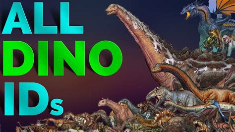 All ARK Creatures IDs | Updated in August 2018 | PC, XBOX ...