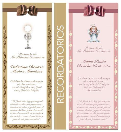 | All Design |: RECUERDOS de Primera Comunión...