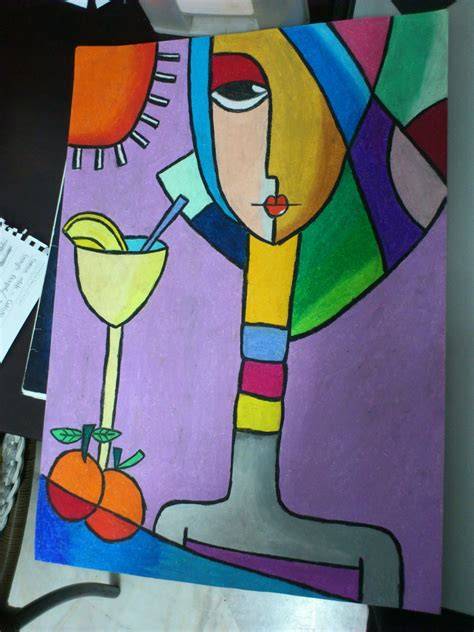 All I need is art!: The art movement  Cubism