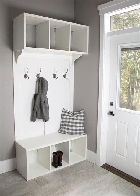All in One: 5 muebles DIY para el recibidor