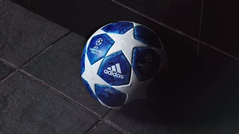 All New  Adidas 2018 19 Champions League Ball Released ...