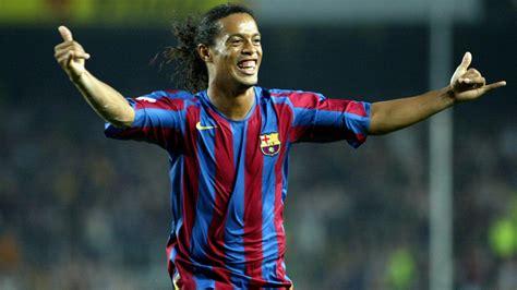 All of Ronaldinho s goals with FC Barcelona