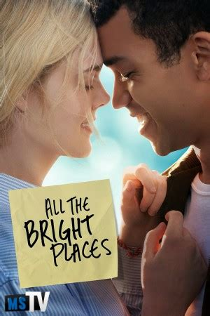 All The Bright Places 2020 720p 1080p NF WEB DL ...
