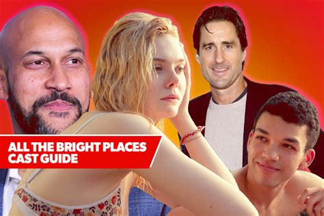 All the Bright Places Cast Guide: Who's in the Elle ...