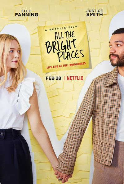 All the Bright Places movie review  2020    Roger Ebert