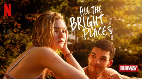 All the Bright places movie review   Runway Pakistan