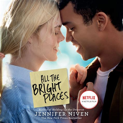All the Bright Places Movie Tie In Edition Audiobook by ...