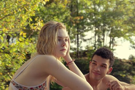 All the Bright Places Trailer: Elle Fanning and Justice ...