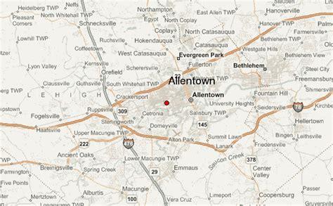 Allentown Location Guide