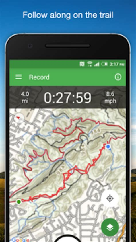 AllTrails   Hiking & Biking for Android   Download