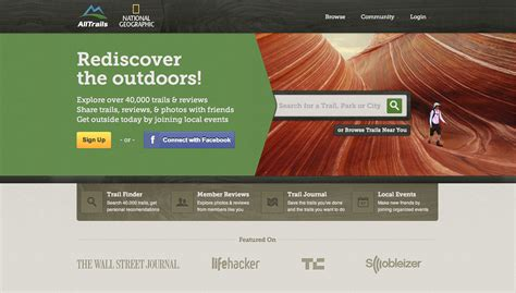 AllTrails Partners With National Geographic, Launches ...