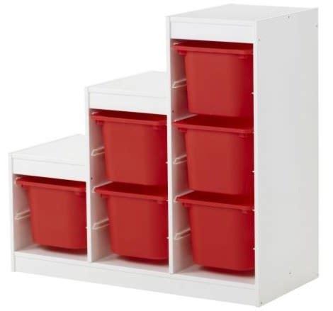 Almacenaje de juguetes para que lo tengan todo ordenado