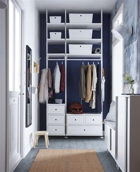 Almacenamiento pequeño e inteligente para el recibidor   IKEA