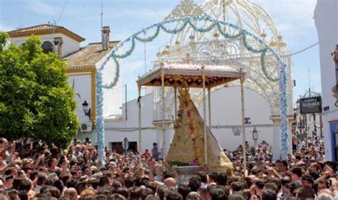 Almonte pide que el centenario de la coronación y el ...
