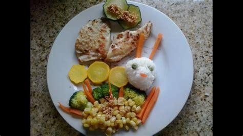 Almuerzo para niños ,divertido y saludable!!!   Mariposa ...