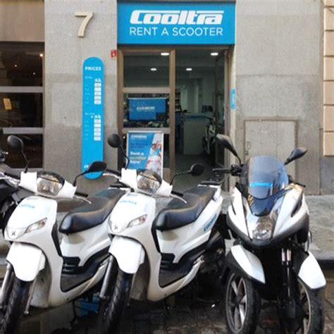 Alquiler de motos en Madrid | Cooltra.com