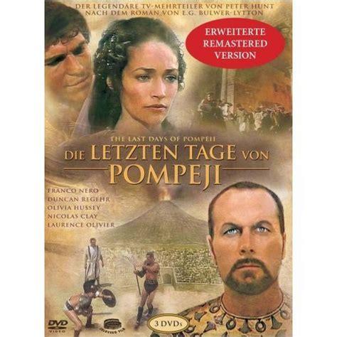 Alquiler y compra de Los últimos días de Pompeya ...
