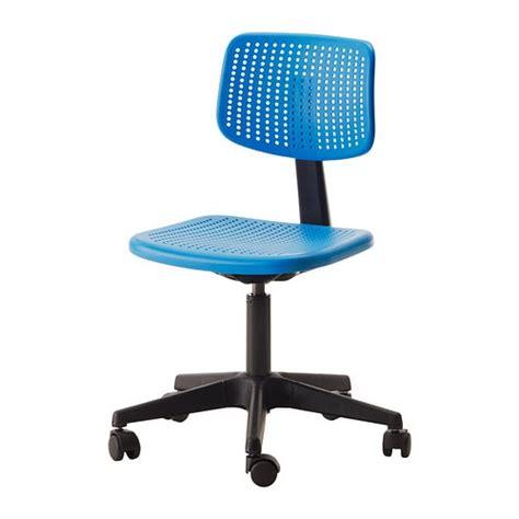 ALRIK Drehstuhl   blau   IKEA