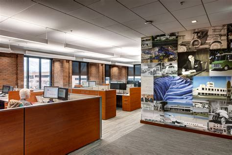 ALSCO Corporate Office Building Remodel | Big D Construction