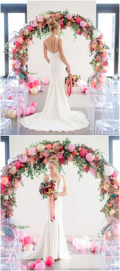 altares con globos para bodas   Decoracion de Fiestas ...