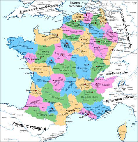 Alternate History Map   France by banananaise on DeviantArt