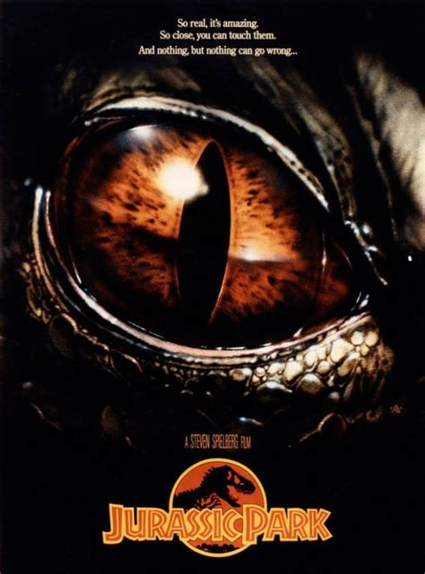 Alternate movie posters for Jurassic Park that you ve ...