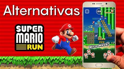 Alternativas a Super Mario Run en Android y GRATIS   YouTube