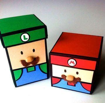 Alternativas para decorar cajas de carton infantiles