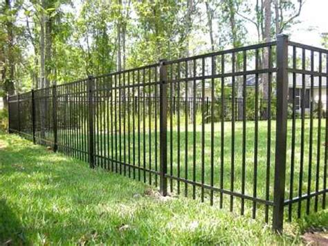 Aluminum Fence Ideas & Collection   YouTube