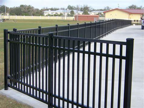 Aluminum Fences