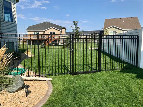 Aluminum Metal Fence Photos