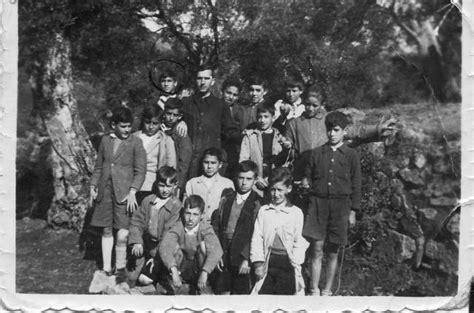 Alumnos Colegio   año 51/52   S.M. de Trevejo