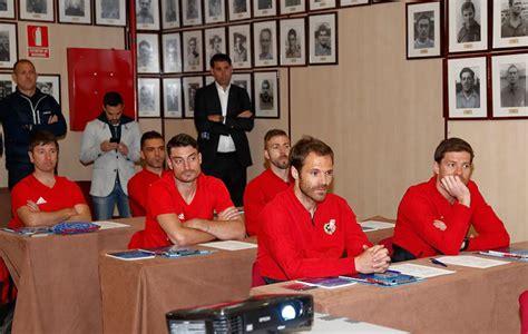 Alumnos de élite en el nuevo curso de entrenadores de la ...