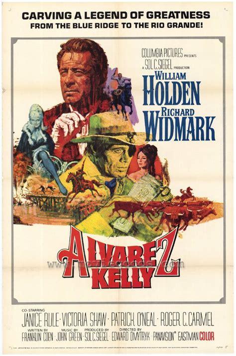 Alvarez Kelly   Great Western Movies