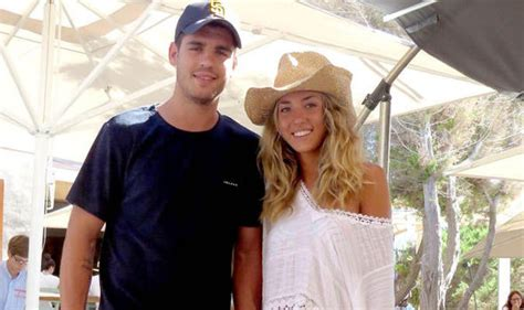 Alvaro Morata spotted in Ibiza with wife as he tells ...