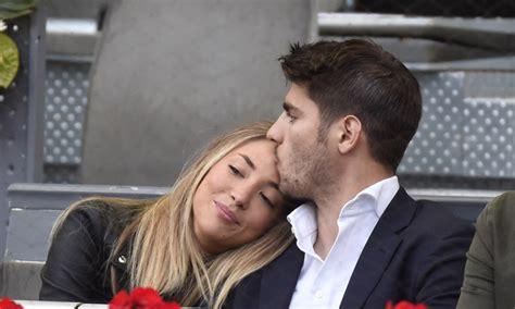 Álvaro Morata y Alice Campello anuncian que esperan su ...
